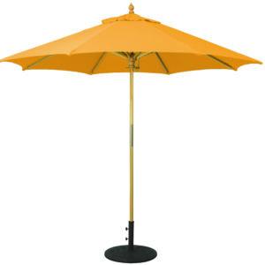 Wood Market Umbrellas